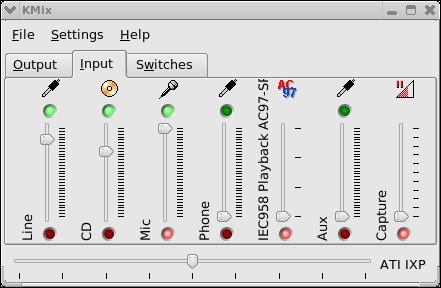 Linux: how to adjust your microphone volume using KDE